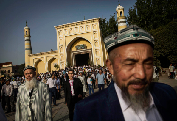 Kashgar「Uyghur Life Persists in Kashgar Amid Growing Tension in Restive Xinjiang Province」:写真・画像(12)[壁紙.com]