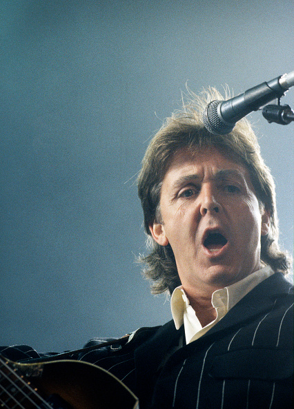 Arts Culture and Entertainment「Paul McCartney」:写真・画像(4)[壁紙.com]
