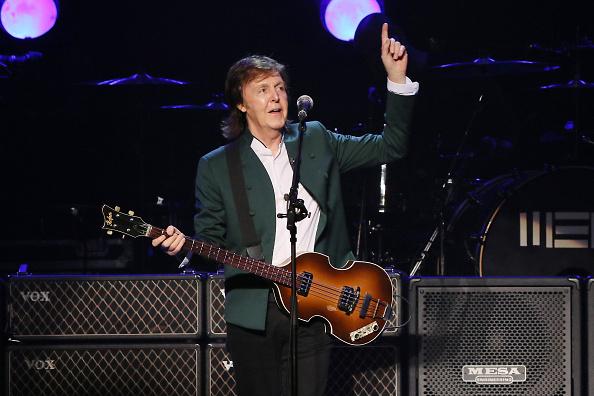 ポール・マッカートニー「Paul McCartney Out There Tour 2015」:写真・画像(19)[壁紙.com]
