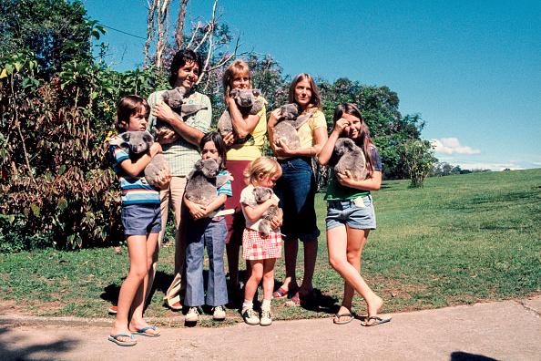 Family「Paul McCartney And Family In Brisbane」:写真・画像(0)[壁紙.com]