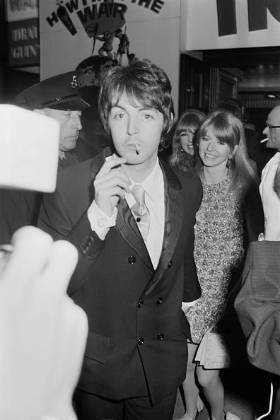 ポール・マッカートニー「Paul McCartney And Jane Asher」:写真・画像(14)[壁紙.com]