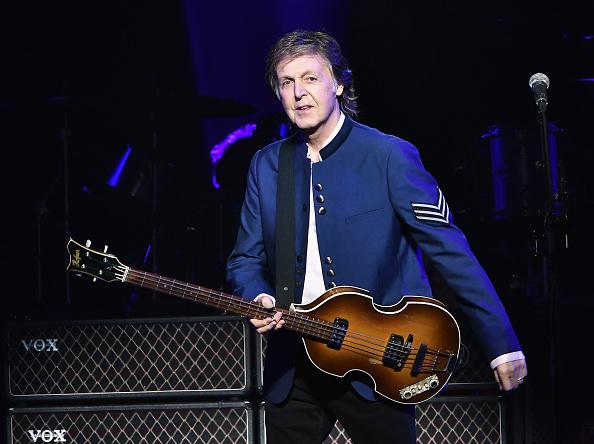 ポール・マッカートニー「Paul McCartney In Concert」:写真・画像(11)[壁紙.com]