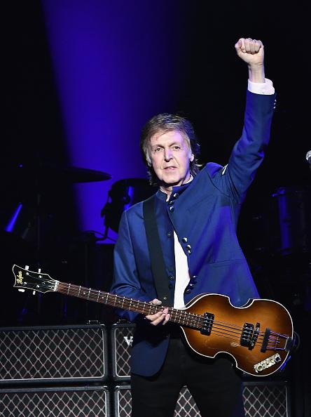 ポール・マッカートニー「Paul McCartney In Concert」:写真・画像(14)[壁紙.com]