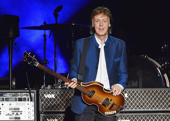 ポール・マッカートニー「Paul McCartney In Concert - East Rutherford, NJ」:写真・画像(5)[壁紙.com]