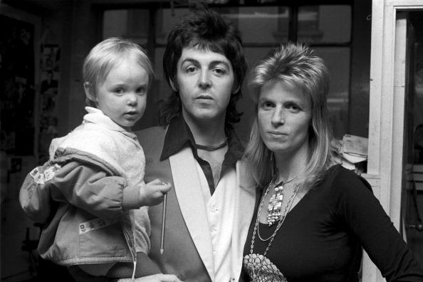 ポール・マッカートニー「Paul McCartney And Family」:写真・画像(7)[壁紙.com]