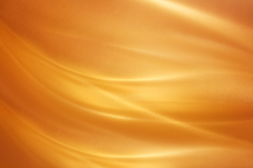 Abstract Backgrounds「Brushed Gold」:スマホ壁紙(14)