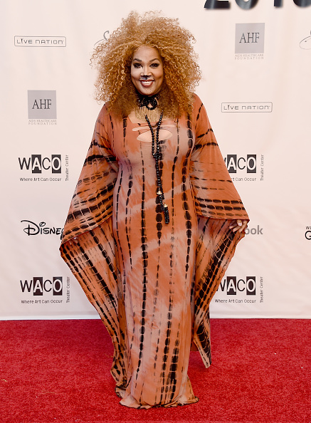 Afro「WACO Theater Center's 3rd Annual Wearable Art Gala - Arrivals」:写真・画像(15)[壁紙.com]