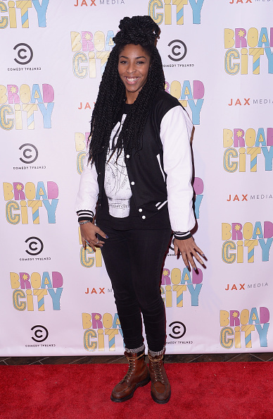 Jessica Williams - Actress「Broad City Season 2 Premiere Party」:写真・画像(13)[壁紙.com]