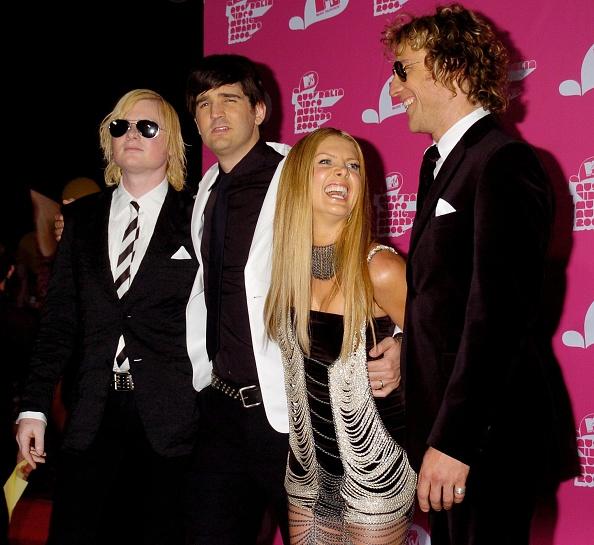 Eyeliner「MTV Australia Video Music Awards 2006 - Arrivals」:写真・画像(14)[壁紙.com]
