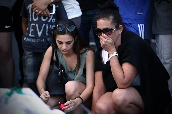 Nice - France「Bastille Day Truck Attack Kills 84 In Nice」:写真・画像(6)[壁紙.com]