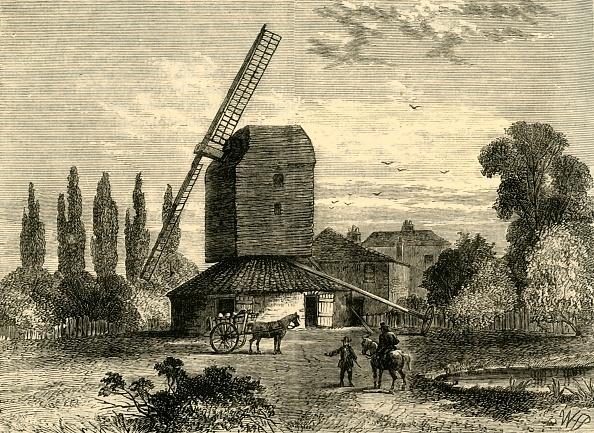 Mill「Old Camberwell Mill」:写真・画像(11)[壁紙.com]