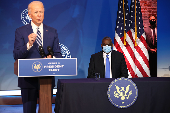 United States Department of Defense「President-Elect Biden Introduces Nominee For Secretary Of Defense General Lloyd Austin」:写真・画像(7)[壁紙.com]