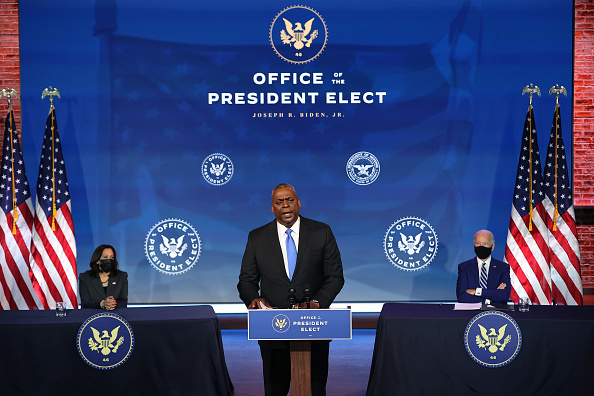 United States Department of Defense「President-Elect Biden Introduces Nominee For Secretary Of Defense General Lloyd Austin」:写真・画像(11)[壁紙.com]