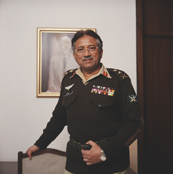 Military Uniform「Pervez Musharraf」:写真・画像(11)[壁紙.com]