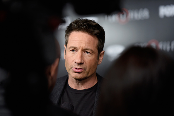"California Science Center「Premiere Of Fox's ""The X-Files"" - Arrivals」:写真・画像(16)[壁紙.com]"