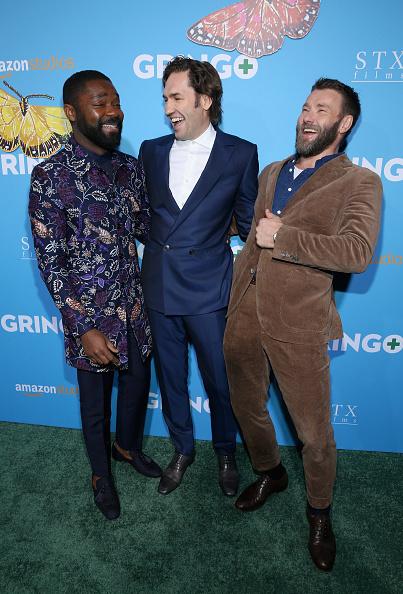 映画監督「Premiere Of Amazon Studios And STX Films' 'Gringo' - Red Carpet」:写真・画像(16)[壁紙.com]