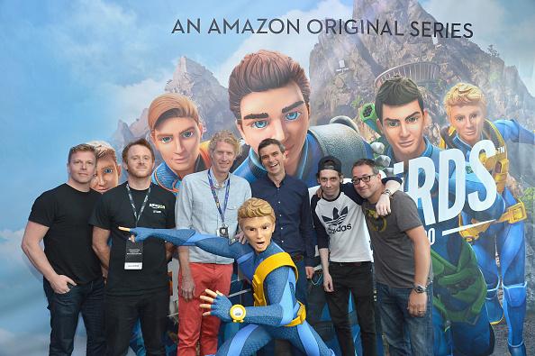 Giles「Amazon Village At San Diego Comic-Con」:写真・画像(19)[壁紙.com]