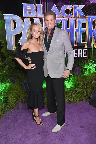 Loafer「The Los Angeles World Premiere of Marvel Studios' BLACK PANTHER」:写真・画像(8)[壁紙.com]