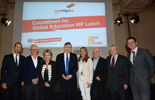Patriotism「Countdown For Global Education VIP Lunch Supported By Chime For Change」:写真・画像(11)[壁紙.com]