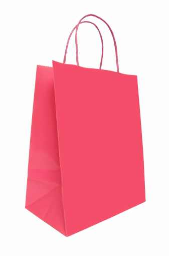 Magenta「Pink Shopping Bag」:スマホ壁紙(18)