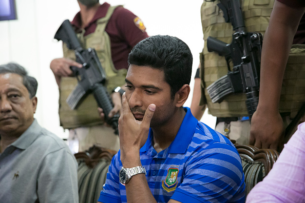 Bangladesh「Bangladesh's Cricket Team Return Home After Escape From Christchurch Attack」:写真・画像(9)[壁紙.com]