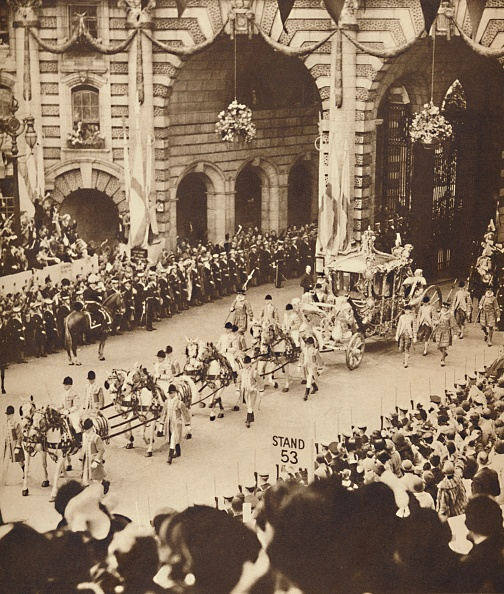 Tradition「Through The Admiralty Arch」:写真・画像(1)[壁紙.com]