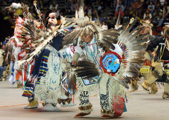 Phillippe Diederich「Gathering Of Nations Powow Held In Albuquerque」:写真・画像(1)[壁紙.com]