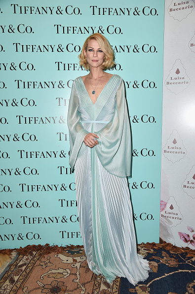Luisa Beccaria - Designer Label「Tiffany&Co And Luisa Beccaria - Party - Milan Fashion Week Fall/Winter 2017/18」:写真・画像(18)[壁紙.com]