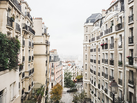 France「City of Paris scenics Montmartre」:スマホ壁紙(18)