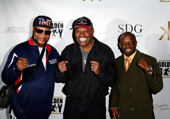 Leon Spinks「Smile Design Gallery & Bernard Hopkins Present: The Art of Boxing」:写真・画像(3)[壁紙.com]