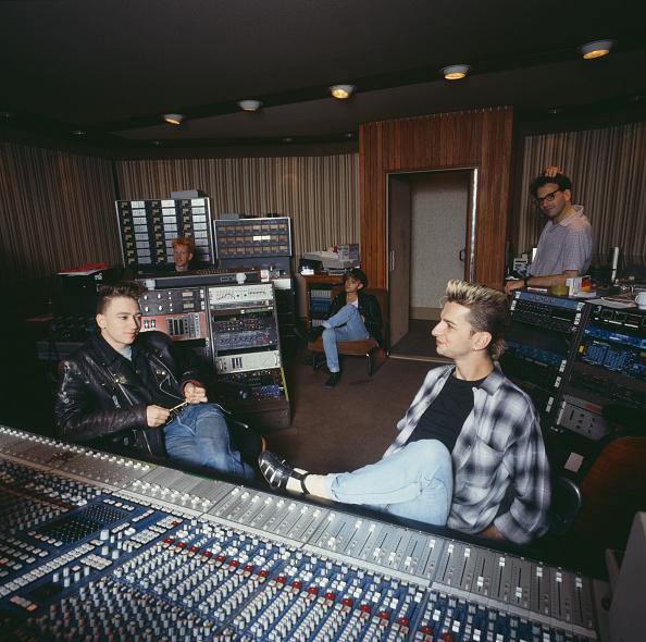 Recording Studio「Depeche Mode」:写真・画像(16)[壁紙.com]