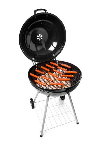Rack「Grilling Hot Dogs」:スマホ壁紙(2)