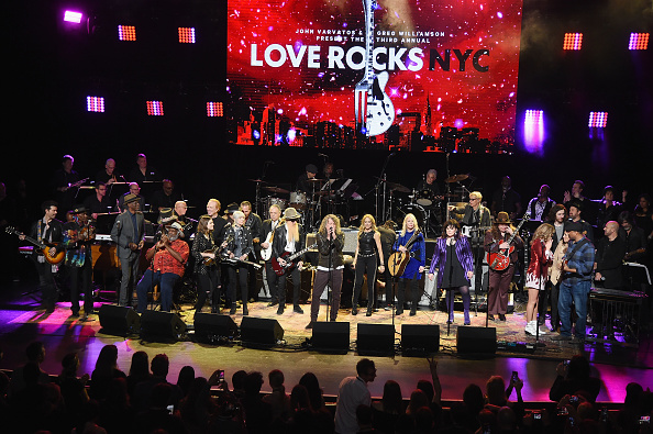ハート「Third Annual Love Rocks NYC Benefit Concert For God's Love We Deliver」:写真・画像(9)[壁紙.com]