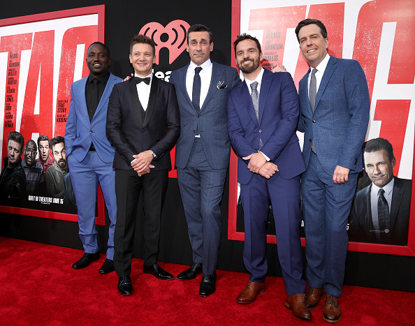 "Hannibal Buress「Premiere Of Warner Bros. Pictures And New Line Cinema's ""Tag"" - Red Carpet」:写真・画像(15)[壁紙.com]"