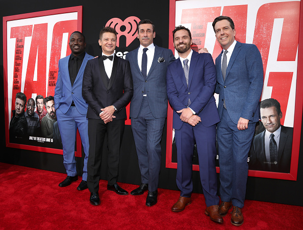 "Tag - 2018 Film「Premiere Of Warner Bros. Pictures And New Line Cinema's ""Tag"" - Red Carpet」:写真・画像(13)[壁紙.com]"