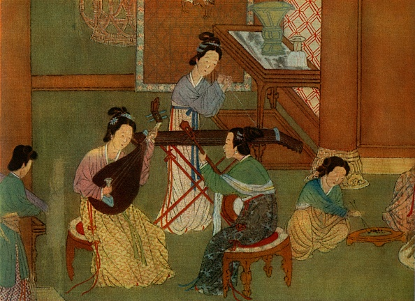 Musical instrument「Chinese Lute Pi-Pa M」:写真・画像(5)[壁紙.com]