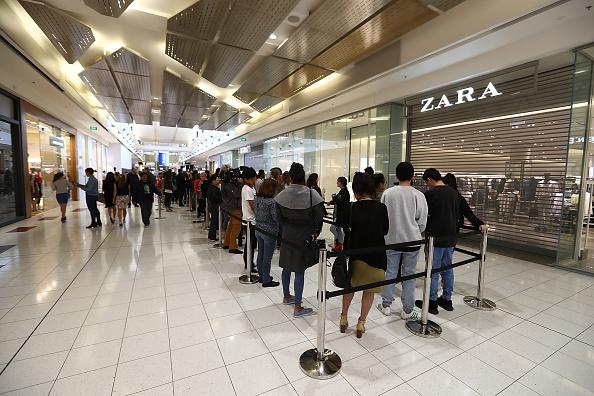 Zara - Brand-name「New Zealand's First Zara Store Opens In Auckland」:写真・画像(5)[壁紙.com]