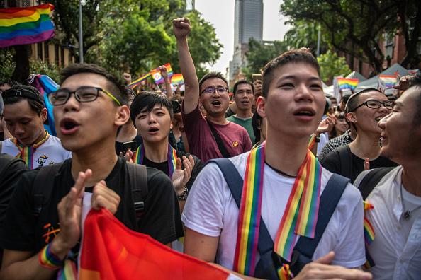 台湾「Taiwan Becomes Asia's First Nation To Legalise Same-Sex Marriage」:写真・画像(18)[壁紙.com]