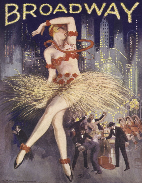 Flower Girl「New York showgirl , and gangster background」:写真・画像(17)[壁紙.com]