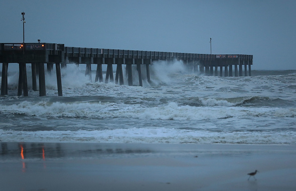 Gulf Coast States「Hurricane Michael Slams Into Florida's Panhandle Region」:写真・画像(3)[壁紙.com]