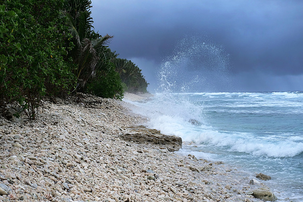 Pacific Islands「Life In Tuvalu - Pacific Island Striving To Mitigate Climate Change Effects」:写真・画像(7)[壁紙.com]