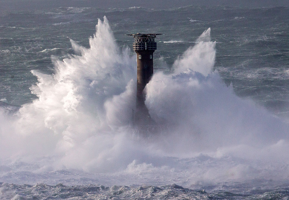 Lands End - Cornwall「Storm Imogen Sweeps The South Of England」:写真・画像(13)[壁紙.com]