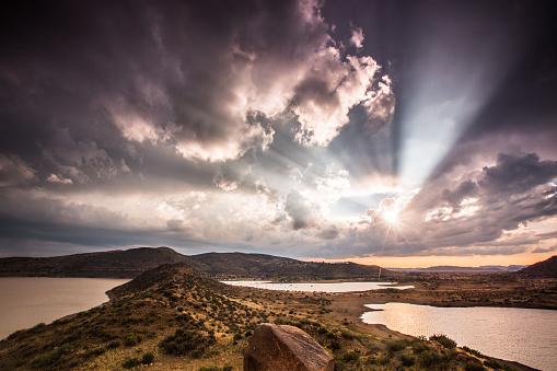 South Africa「Sun Rays Gariep」:スマホ壁紙(11)