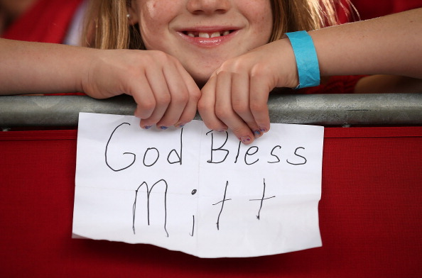 Homemade「Candidate Mitt Romney Campaigns In Crucial Swing States」:写真・画像(17)[壁紙.com]