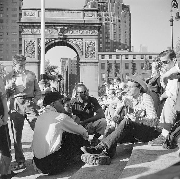 Washington Square Park「Afternoon Jam With Ramblin' Jack」:写真・画像(7)[壁紙.com]