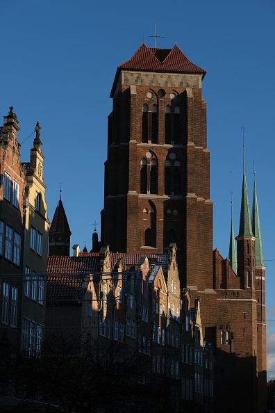バシリカ「Travel Destination: Gdansk」:写真・画像(2)[壁紙.com]