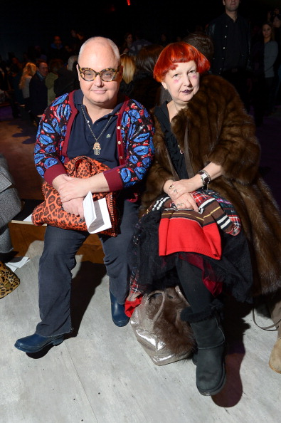 Editorial「Creatures Of The Wind - Front Row - Mercedes-Benz Fashion Week Fall 2014」:写真・画像(13)[壁紙.com]