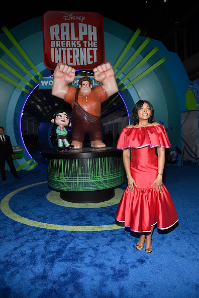 "El Capitan Theatre「Premiere Of Disney's ""Ralph Breaks The Internet"" - Red Carpet」:写真・画像(18)[壁紙.com]"