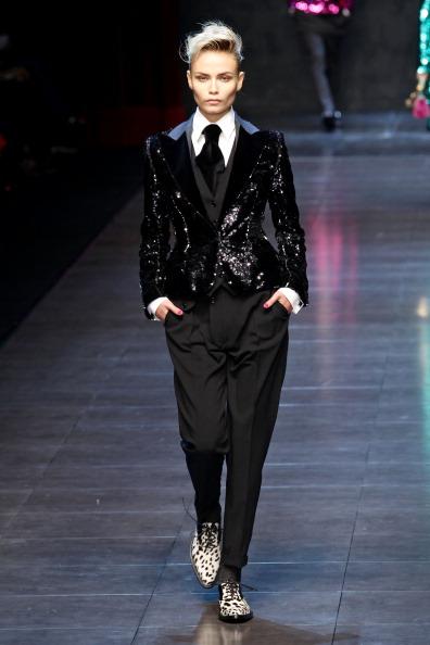 Dolce & Gabbana show「Dolce & Gabbana: Milan Fashion Week Womenswear Autumn/Winter 2011」:写真・画像(16)[壁紙.com]