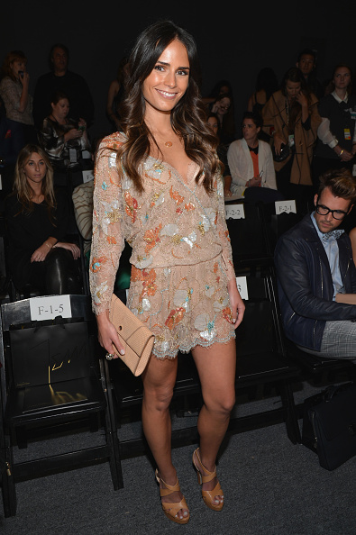Scalloped - Pattern「Jenny Packham - Front Row - Spring 2013 Mercedes-Benz Fashion Week」:写真・画像(7)[壁紙.com]